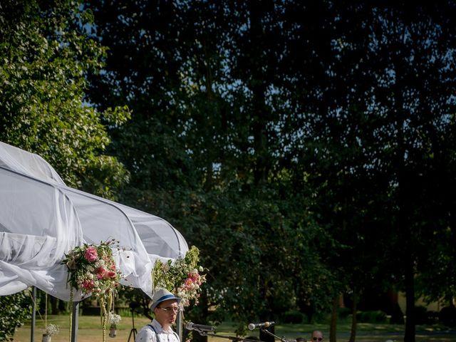 Le mariage de Yohan et Anaïs à Courville-sur-Eure, Eure-et-Loir 45
