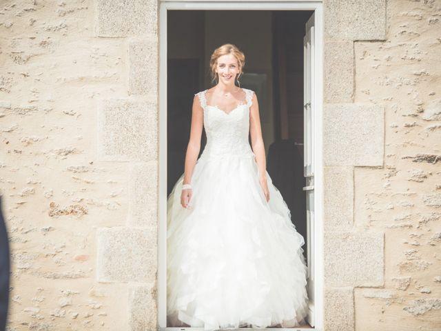 Le mariage de Benjamin et Léa à Fougeré, Vendée 12