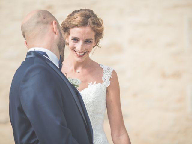Le mariage de Benjamin et Léa à Fougeré, Vendée 13