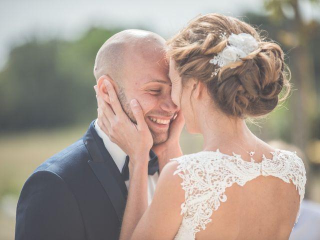 Le mariage de Benjamin et Léa à Fougeré, Vendée 14