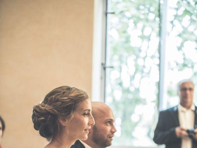 Le mariage de Benjamin et Léa à Fougeré, Vendée 18