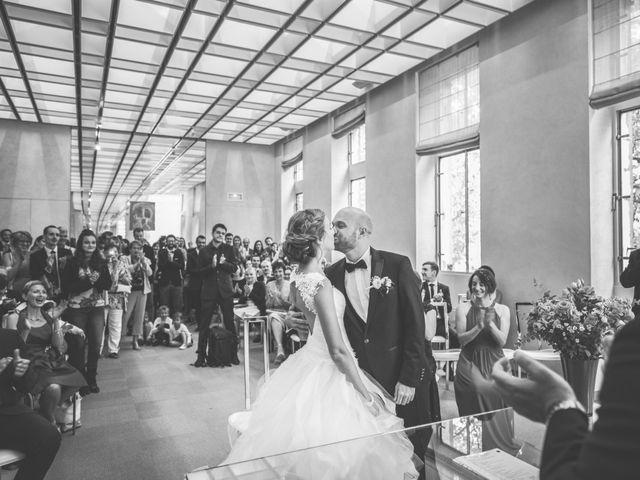 Le mariage de Benjamin et Léa à Fougeré, Vendée 22