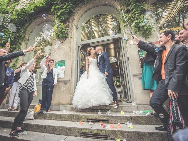 Le mariage de Benjamin et Léa à Fougeré, Vendée 28