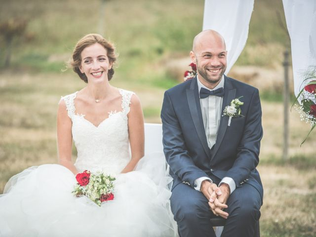 Le mariage de Benjamin et Léa à Fougeré, Vendée 46
