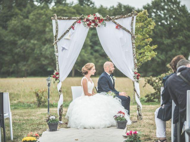 Le mariage de Benjamin et Léa à Fougeré, Vendée 47