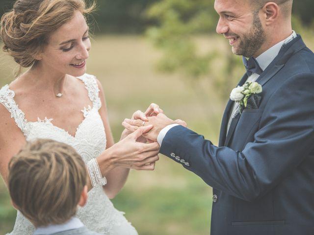 Le mariage de Benjamin et Léa à Fougeré, Vendée 48