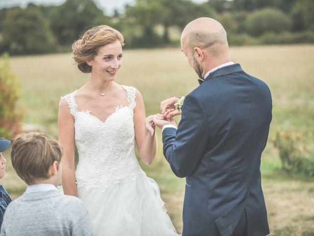 Le mariage de Benjamin et Léa à Fougeré, Vendée 49
