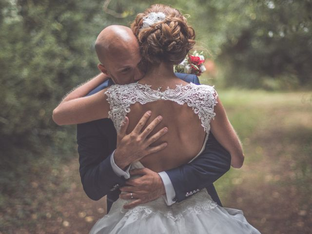 Le mariage de Benjamin et Léa à Fougeré, Vendée 53
