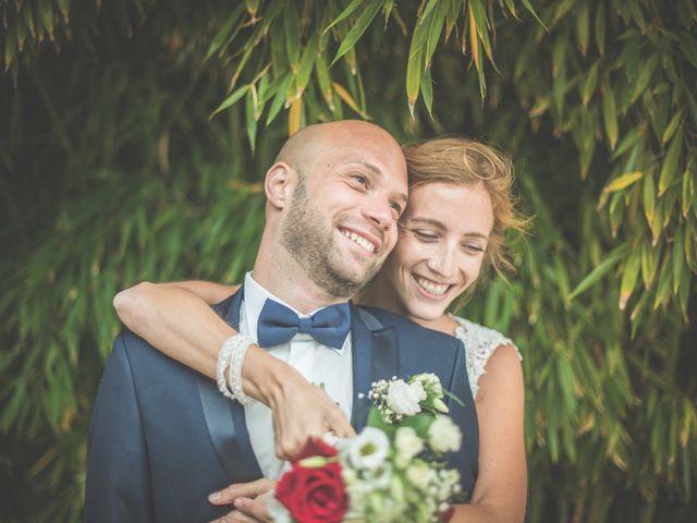 Le mariage de Benjamin et Léa à Fougeré, Vendée 55