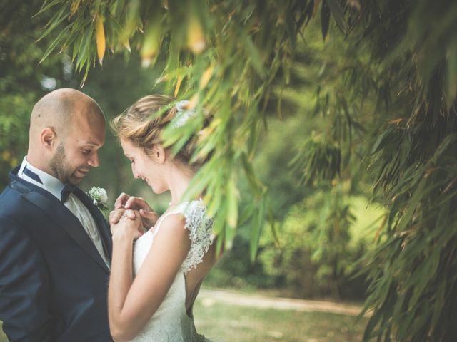 Le mariage de Benjamin et Léa à Fougeré, Vendée 59