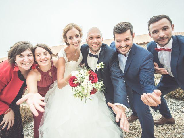 Le mariage de Benjamin et Léa à Fougeré, Vendée 63