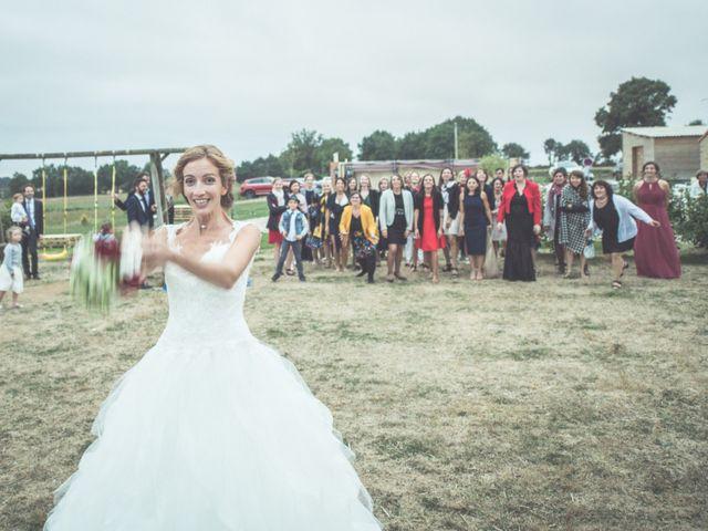 Le mariage de Benjamin et Léa à Fougeré, Vendée 66