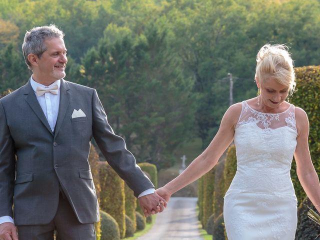 Le mariage de Bruno et Isabelle à Terrasson-Lavilledieu, Dordogne 1