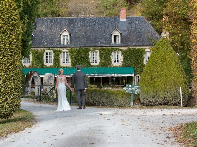 Le mariage de Bruno et Isabelle à Terrasson-Lavilledieu, Dordogne 4