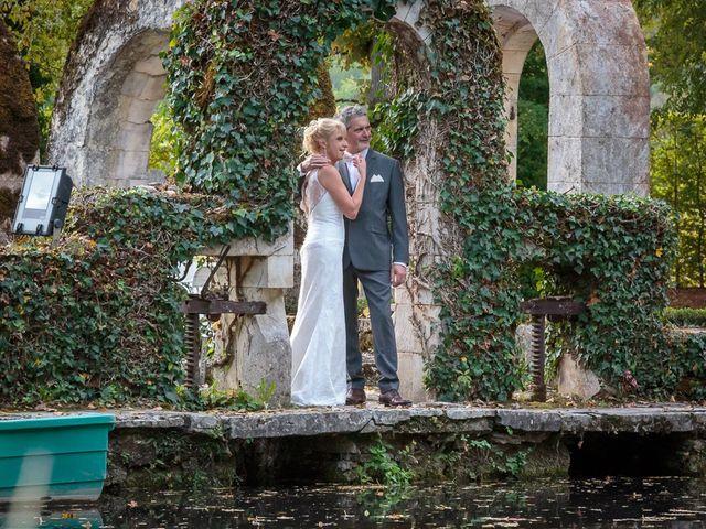 Le mariage de Bruno et Isabelle à Terrasson-Lavilledieu, Dordogne 7