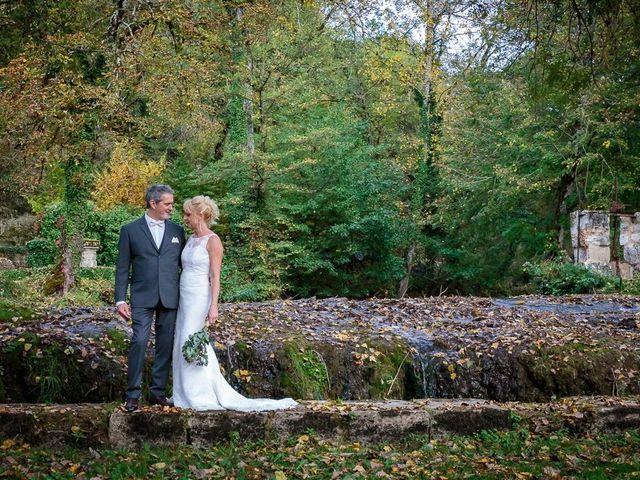 Le mariage de Bruno et Isabelle à Terrasson-Lavilledieu, Dordogne 9