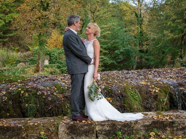 Le mariage de Bruno et Isabelle à Terrasson-Lavilledieu, Dordogne 11