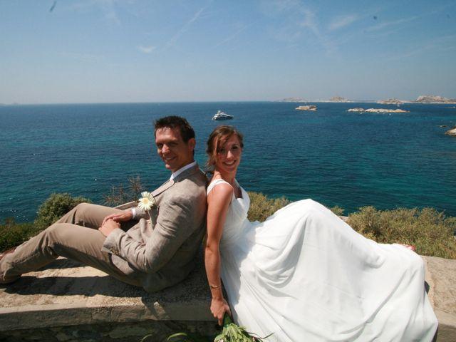 Le mariage de Thibault et Marlène à Le Castellet, Var 2