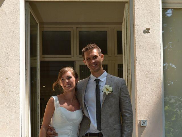 Le mariage de Thibault et Marlène à Le Castellet, Var 3