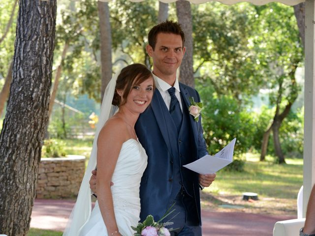 Le mariage de Thibault et Marlène à Le Castellet, Var 13