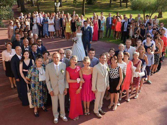 Le mariage de Thibault et Marlène à Le Castellet, Var 14