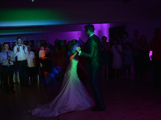 Le mariage de Thibault et Marlène à Le Castellet, Var 16