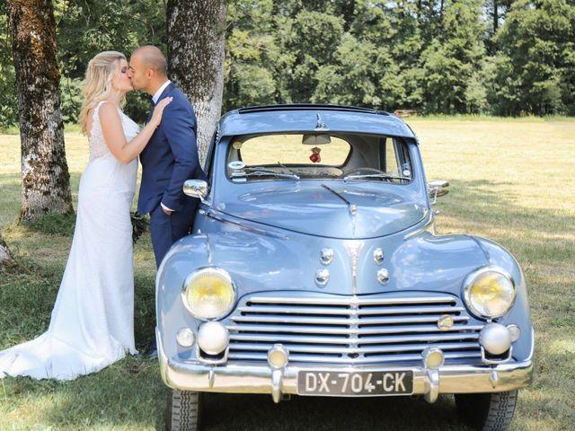 Le mariage de Adrien et Sophie à Poligny, Jura 5
