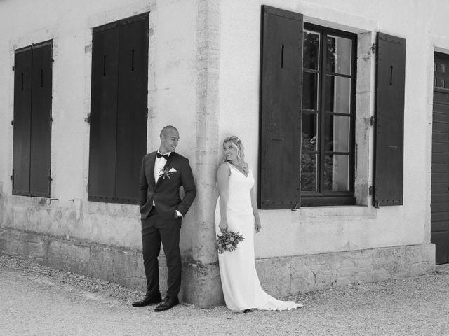 Le mariage de Adrien et Sophie à Poligny, Jura 7