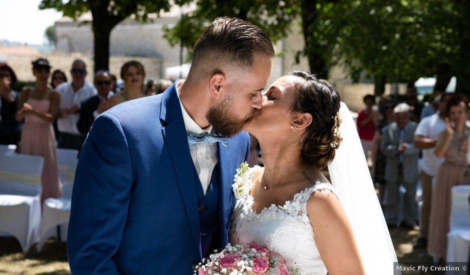 Le mariage de Audric et Maeva à Cruviers-Lascours, Gard