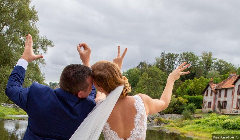 Le mariage de Aymeric et Florence à Verneix, Allier
