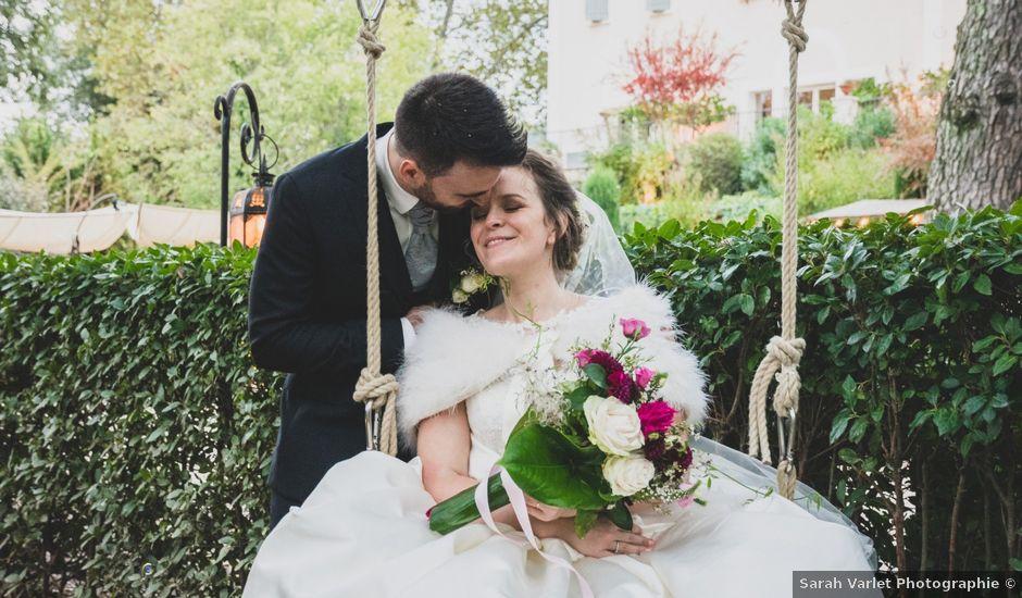 Le mariage de Jérémie et Nathalie à Hyères, Var