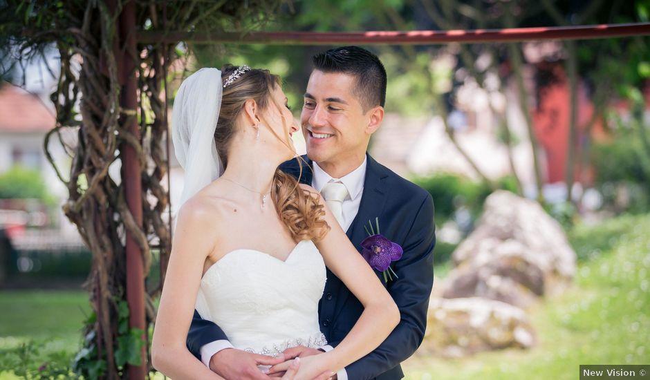 Le mariage de Cyril et Laura à Weitbruch, Bas Rhin