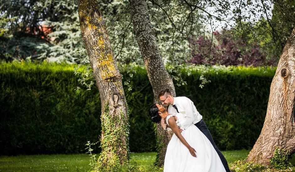 Le mariage de Vincent  et Tamara  à Villers en Arthies, Val-d'Oise