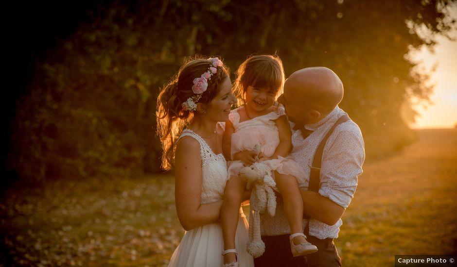 Le mariage de Yohan et Anaïs à Courville-sur-Eure, Eure-et-Loir