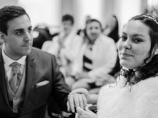 Le mariage de Cynthia et William