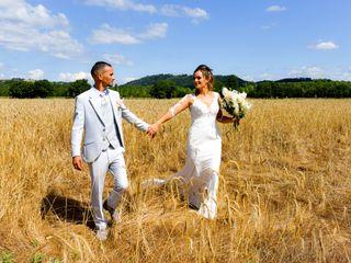 Le mariage de Pauline et Jordan