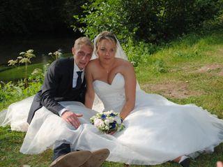 Le mariage de Mégane  et Peter