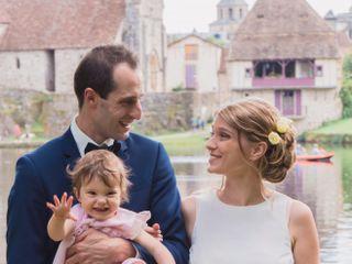Le mariage de Coralie et Richard