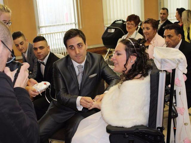 Le mariage de William et Cynthia à Villeneuve-d'Ascq, Nord 11