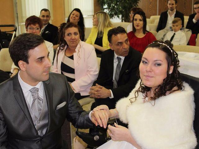 Le mariage de William et Cynthia à Villeneuve-d'Ascq, Nord 13
