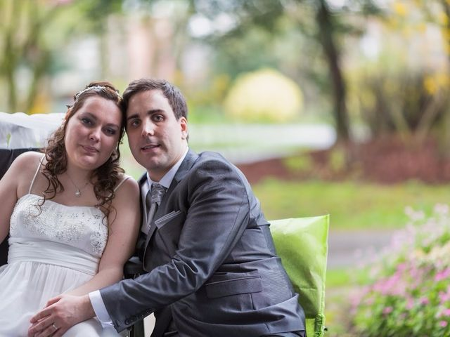 Le mariage de William et Cynthia à Villeneuve-d'Ascq, Nord 18