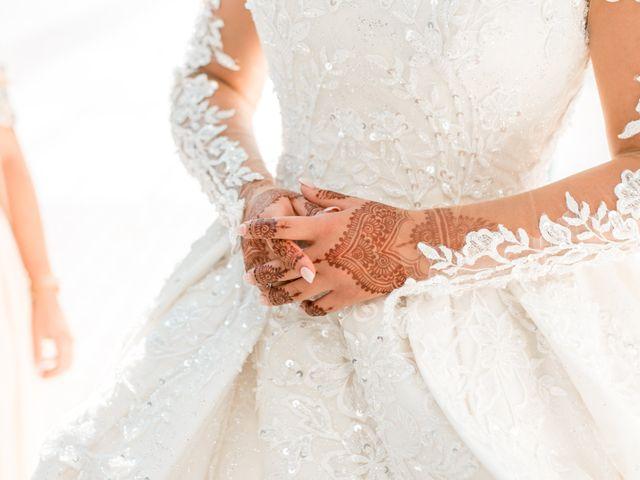 Le mariage de Mohamed et Mélodie à Larmor-Plage, Morbihan 5