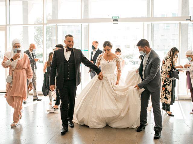 Le mariage de Mohamed et Mélodie à Larmor-Plage, Morbihan 11