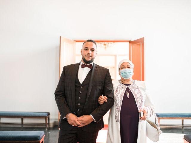 Le mariage de Mohamed et Mélodie à Larmor-Plage, Morbihan 14