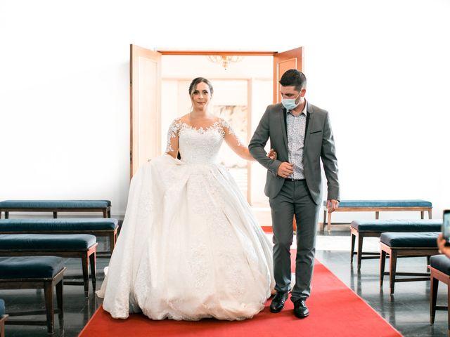 Le mariage de Mohamed et Mélodie à Larmor-Plage, Morbihan 16