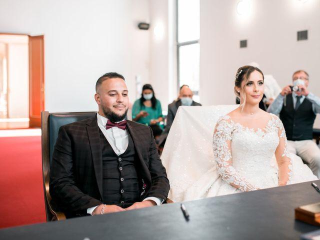 Le mariage de Mohamed et Mélodie à Larmor-Plage, Morbihan 19