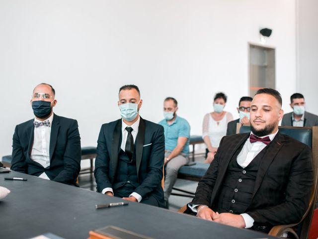 Le mariage de Mohamed et Mélodie à Larmor-Plage, Morbihan 20