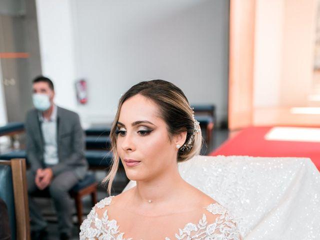 Le mariage de Mohamed et Mélodie à Larmor-Plage, Morbihan 22