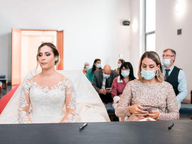 Le mariage de Mohamed et Mélodie à Larmor-Plage, Morbihan 23