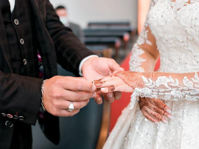 Le mariage de Mohamed et Mélodie à Larmor-Plage, Morbihan 30